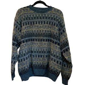 Ermenegildo Zegna Wool Blend Sweater size M